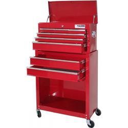 Armario Gabinete para Herramientas Metal 10 Compartimentos - Imagen 1