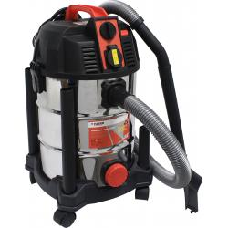Aspiradora Polvo Liquido 1600W 30L Profesional - Imagen 1