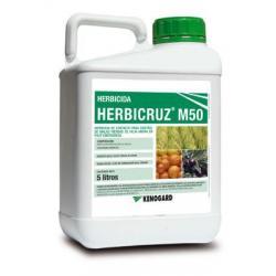 Herbicida MCPA 50 Herbicruz 5Lr Se Necesita Carnet - Imagen 1