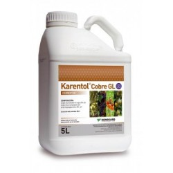 Cobre Liquido Karentol 5L...