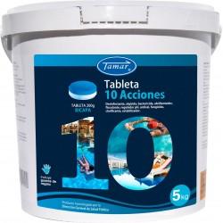 Cloro 10 Efectos Tabletas...