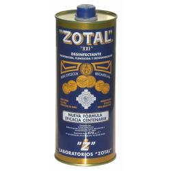 Desinfectante Zotal 1Kgs - Imagen 1