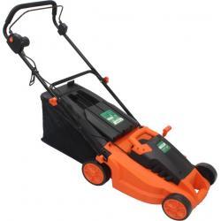 Cortacesped Electrico 1600W 50L Garantizado - Imagen 1
