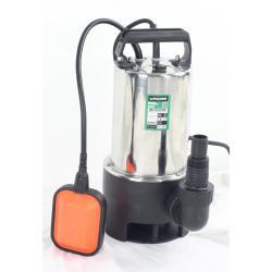Bomba Drenaje, Inox, 900W, 17000L/h - MADER | Garden Tools - Imagen 1