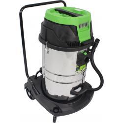 Aspirador Polvo/Liquidos, 80L, 3000W - SAURIUM® - Imagen 1