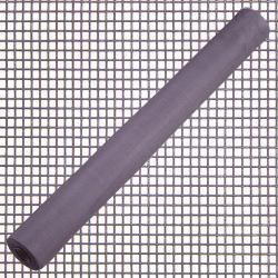 Tela Mosquitera Fibra Vidrio Gris 18x16/100 cm. Rollo 50 metros. - Imagen 1